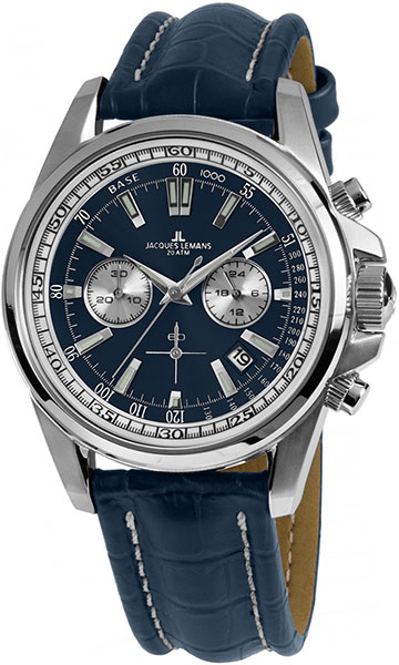 Jacques Lemans 1-1117VN - Sports
