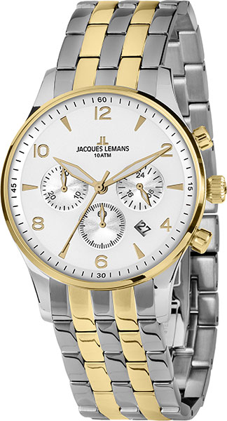 Jacques Lemans 1-1654ZH - Sports