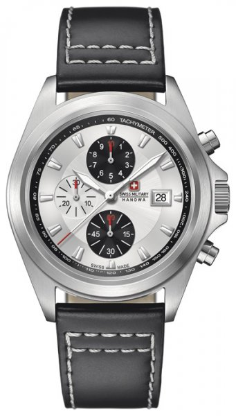 Swiss Military Infantry Chrono 06-4202.1.04.001 - Challenge Line