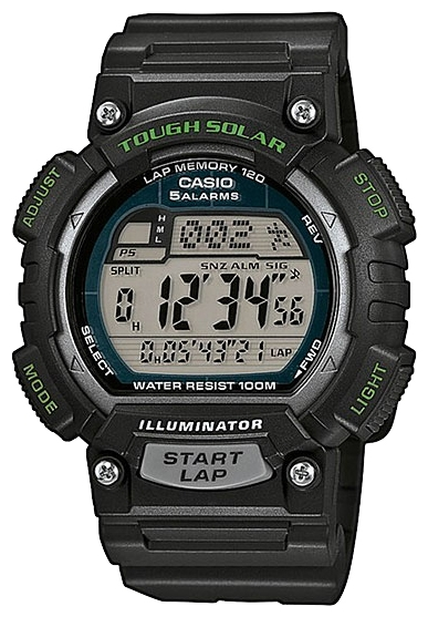 Casio STL-S100H-1A - Standart Digital (электронные)