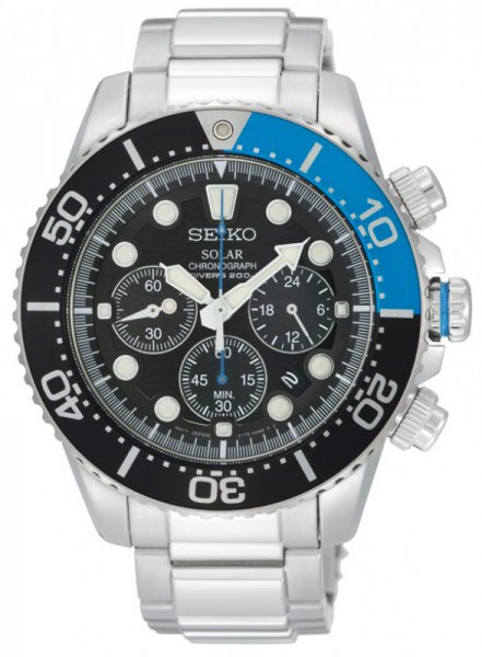 Seiko CS Sports SSC017P1 - CS Sports