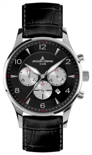 Jacques Lemans 1-1654A - Sports