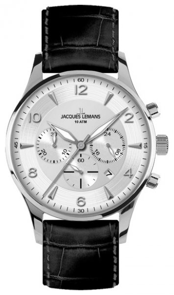 Jacques Lemans 1-1654B - Sports