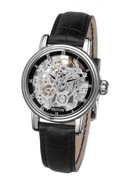 Женские часы Epos 4347.116.21.21.15 Мужские часы Swiss Military Hanowa 06-4278.13.007