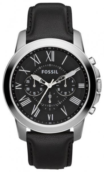 Fossil FS4812 - Chronograph