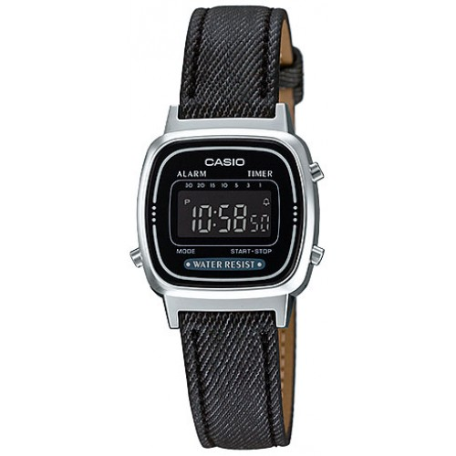 CASIO LA670WEL-1B - Standart Digital (электронные)