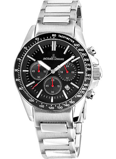 Jacques Lemans 1-1674A - Sports