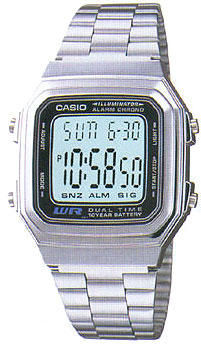 Casio A-178WA-1 - Standart Digital (электронные)