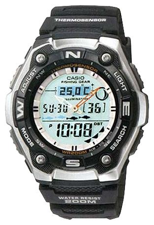 купить Часы CASIO AQ-S800W-4B, интернет магазин часов