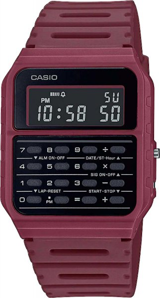 Casio CA-53WF-4B - Standart Digital (электронные)
