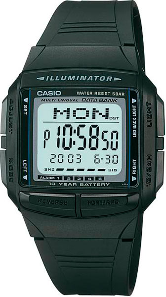 Casio DB-36-1 - DataBank