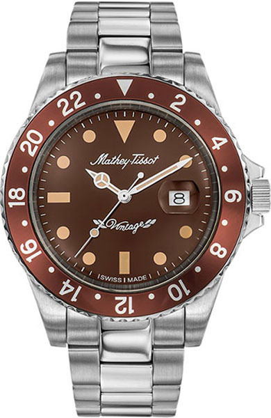 Mathey-Tissot H901MAM - Rolly