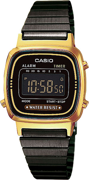 Casio LA670WEGB-1B - Standart Digital (электронные)
