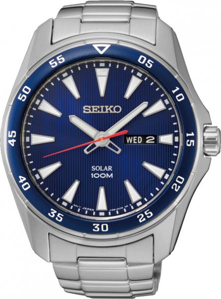 Seiko SNE391P1S - CS Sports