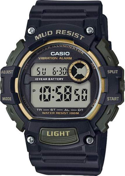 Casio TRT-110H-1A2 - Standart Digital (электронные)
