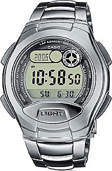 Casio W-752D-1A - Standart Digital (электронные)