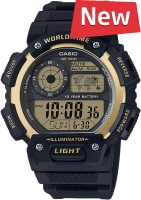 Casio AE-1400WH-9A - Standart Digital (электронные)