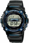 Casio W-S210H-1A - Standart Digital (электронные)
