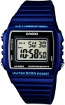 Casio W-215H-2A - Standart Digital (электронные)