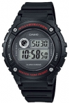 Casio W-216H-1A - Standart Digital (электронные)