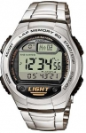 Casio W-734D-1A - Standart Digital (электронные)