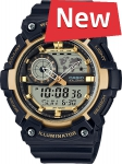Casio AEQ-200W-9A - Standart Digital (электронные)