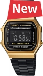 Casio A-168WEGB-1B - Standart Digital (электронные)
