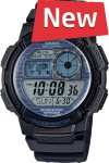 Casio AE-1000W-2A2 - Standart Digital (электронные)
