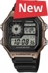 Casio AE-1200WH-5A - Standart Digital (электронные)