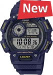 Casio AE-1400WH-2A - Standart Digital (электронные)