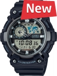 Casio AEQ-200W-1A - Standart Digital (электронные)