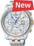 Citizen AT9034-54A - Eco-Drive Chronograph