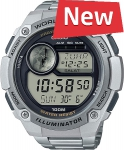 Casio CPA-100D-1A - Standart Digital (электронные)