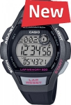 Casio LWS-2000H-1A - Standart Digital (электронные)