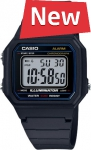 Casio W-217H-1A - Standart Digital (электронные)