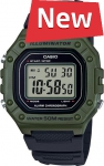 Casio W-218H-3A - Standart Digital (электронные)