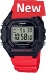 Casio W-218H-4B - Standart Digital (электронные)