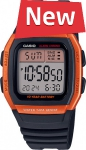 Casio W-96H-4A2 - Standart Digital (электронные)