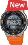 Casio WS-1100H-4A - Standart Digital (электронные)